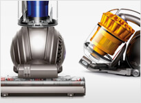 Dyson Cyclone close up